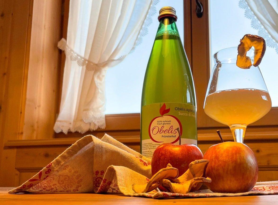 Apfelsaft Prünsterhof